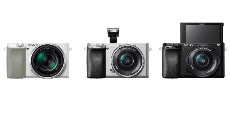 0.02 秒極速對焦,Sony a6100 即日起開放預購,單機身 22,980 元、預購送電池