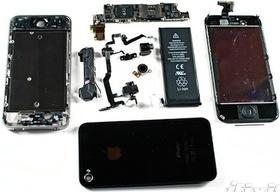 Apple iPhone 4S 拆光光,iFixit 再度出手