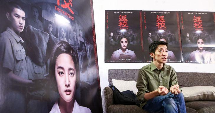 《返校》導演徐漢強:在「玩家」與「導演」身分中的切換與搖擺