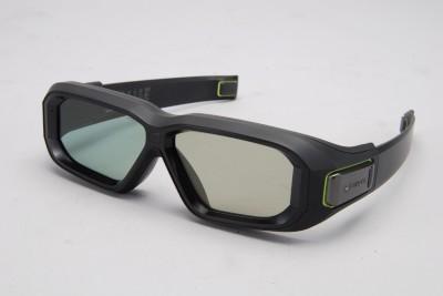 NVIDIA 3D Vision 2,鏡片變大 20% 且配戴更舒適