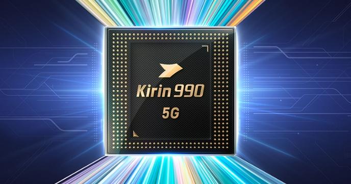 華為新一代處理器 Kirin 990 登場,9/19 發表的 Mate 30 率先搭載