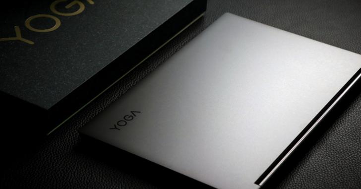 聯想發佈YOGA新品:4K螢幕+十代酷睿處理器
