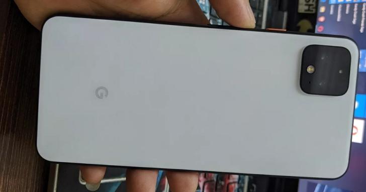 外媒一次收到了21張 Google Pixel 4 XL 的洩密照,卻找不到長焦鏡頭的證據