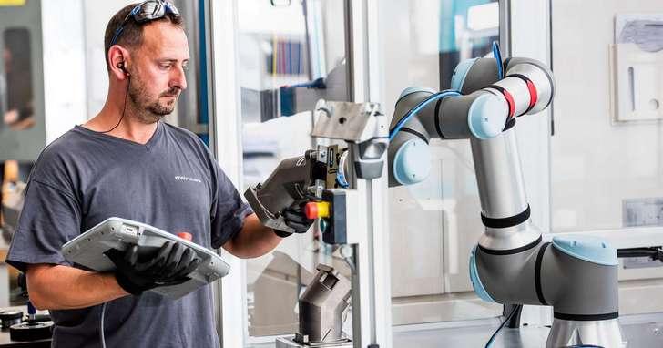 負重達16公斤!Universal Robots推出協作型機器人UR16e