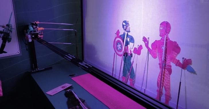 直擊用機器人表演皮影戲,能否讓失傳的技藝得以流傳?