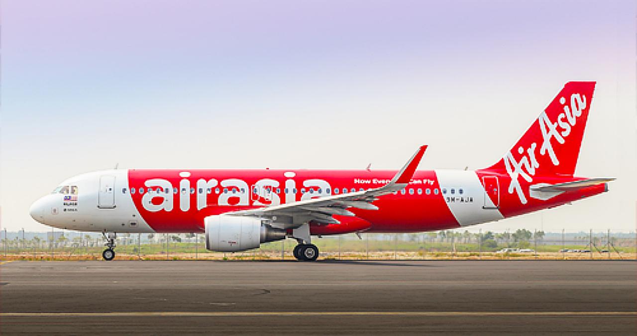 總乘載破6億大關,AirAsia亞洲航空秋季大促銷, 9月23日起開放搶票
