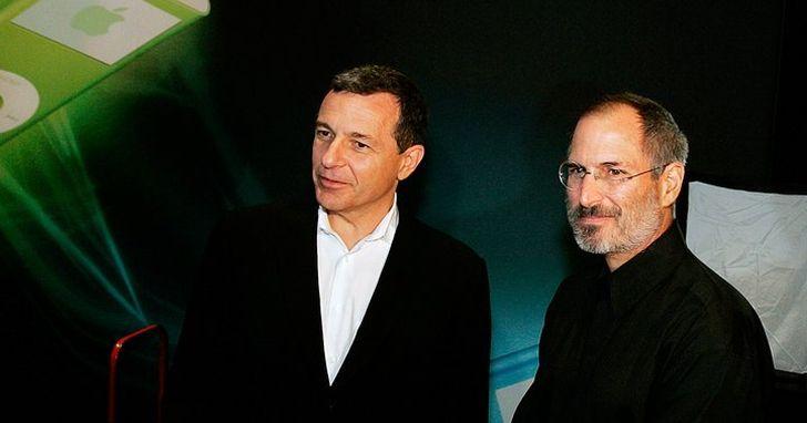 迪士尼 CEO :如果賈伯斯還活著,蘋果和迪士尼可能已經合併