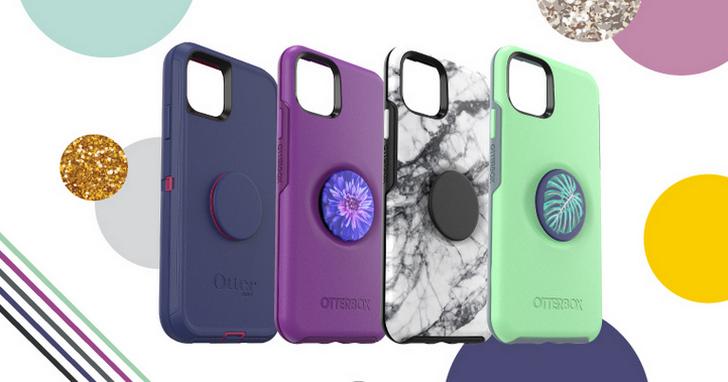 結合歐美風行「泡泡騷」,OtterBox與LifeProof推出iPhone  11系列手機殼
