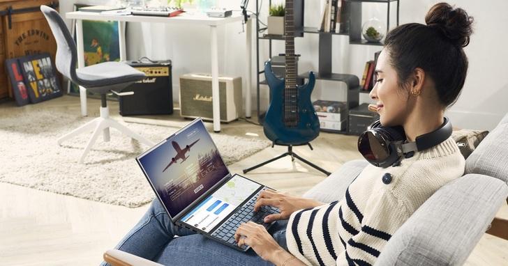華碩ZenBook Duo雙螢幕筆電10月3日上市,快閃店周末登場可搶先體驗