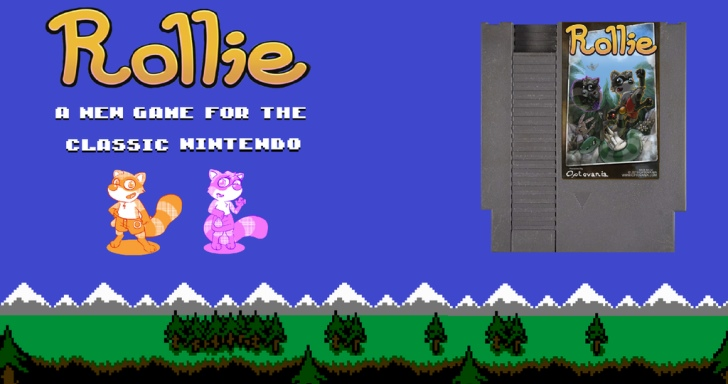 紅白機新遊戲Rollie,多變角色適合全家同樂