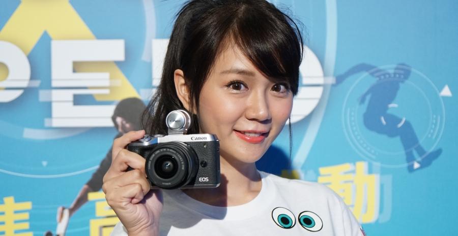 新復古微單登場!Canon EOS M6 Mark II 平價 24,900 元上市