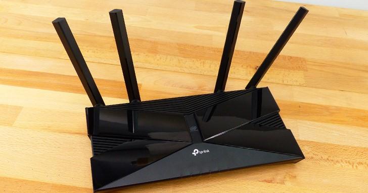 TP-Link Archer AX50 無線路由器測試,Wi-Fi 6/802.11ax Intel Gig+ 進入主流市場加速世代交替