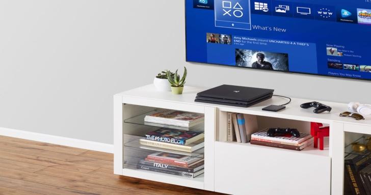 希捷推出索尼互動娛樂官方授權的全新PlayStation 4遊戲硬碟