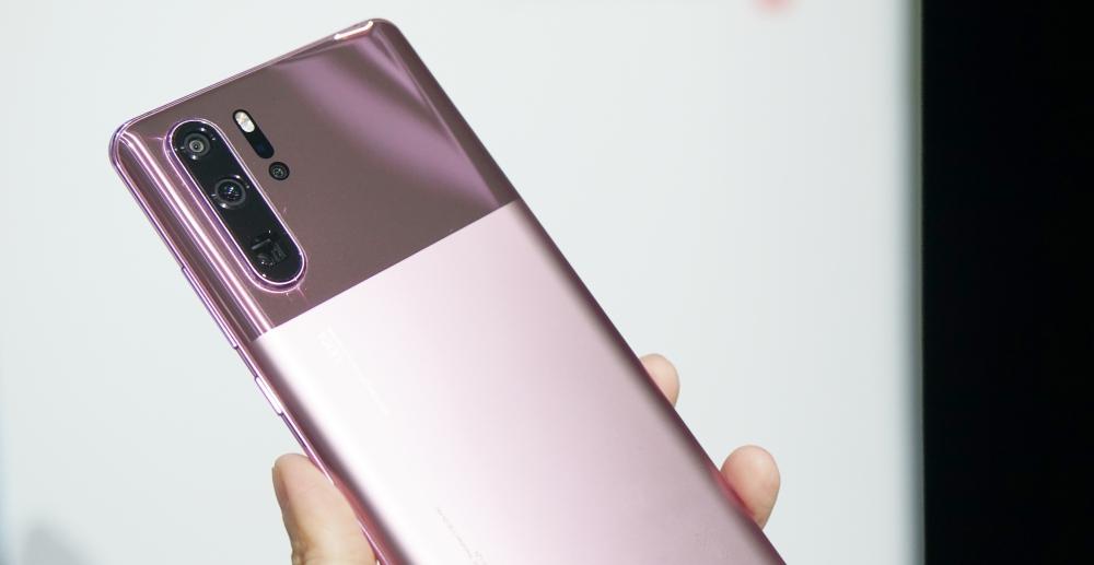 華為 P30 Pro 新色登場,嫣紫色、珠光貝母色售價 24,900 元起