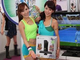 Xbox 360 X11電玩展,Show Girl 陪打只在今天