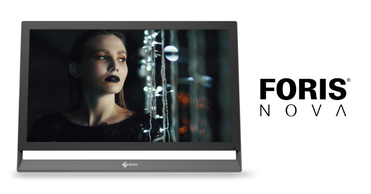 EIZO 推出旗下首款 21.6 吋 4K OLED 螢幕 FORIS NOVA,旗艦級個人視覺享受限量 500 台