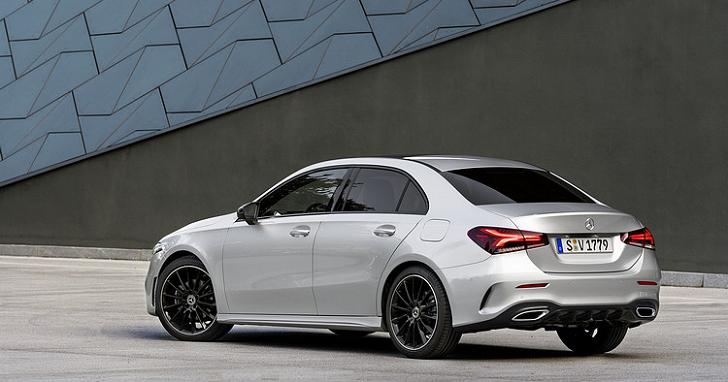 入手門檻最低的賓士房車!Mercedes-Benz A180 / A200 Sedan 台灣登場