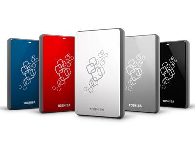 Toshiba推出Canvio 3.0搖滾系列外接式硬碟