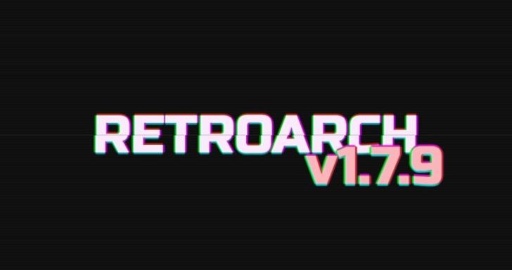 RetroArch 1.7.9更新推出,強化觸控手勢操作與AI翻譯速度
