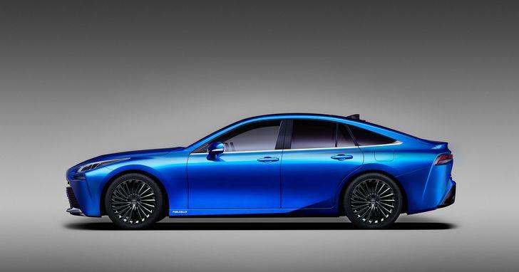 豐田堅持氫燃料電池路線,計畫擴大10倍產能