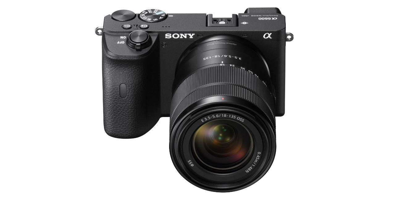 新一代 APS-C 旗艦 Sony a6600 在台上市,續航對焦更強售價41,980元