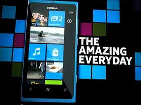 NOKIA 發表 Windows Phone Mango 雙機:LUMIA 800、LUMIA 710