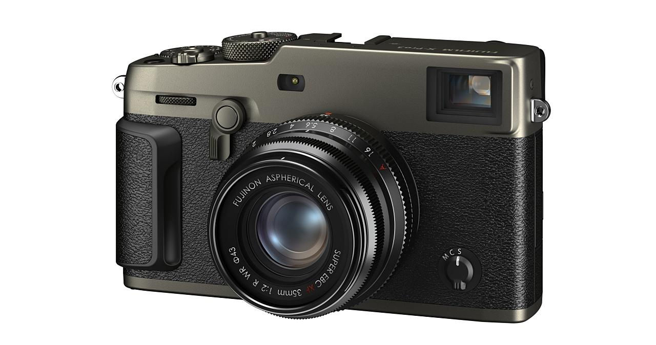 致敬底片機!復古文青準旗艦 Fujifilm X-Pro 3 問世,暗部對焦達 -6EV
