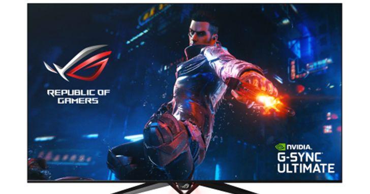 打造遊戲極致饗宴,ROG Swift PG65UQ大型電競螢幕登場