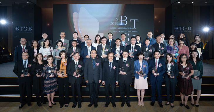 華碩七連霸,2019年台灣20大國際品牌揭曉