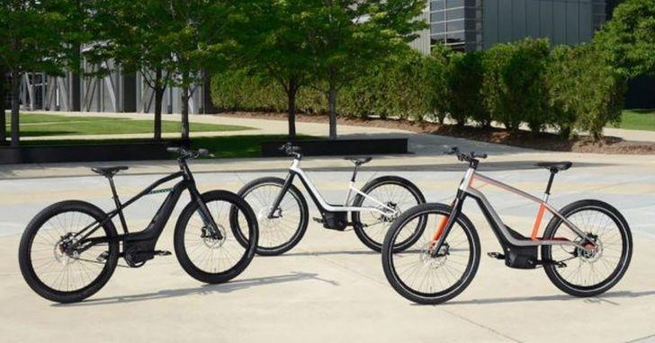 老牌重機大廠哈雷變新把戲,將推電動自行車