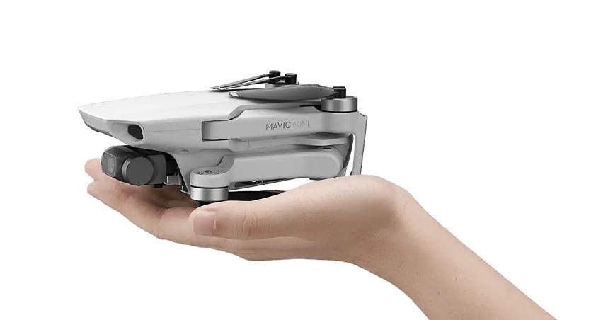 DJI 推出重量僅只有 249g 的入門空拍機 Mavic Mini,售價僅 12,000 元!