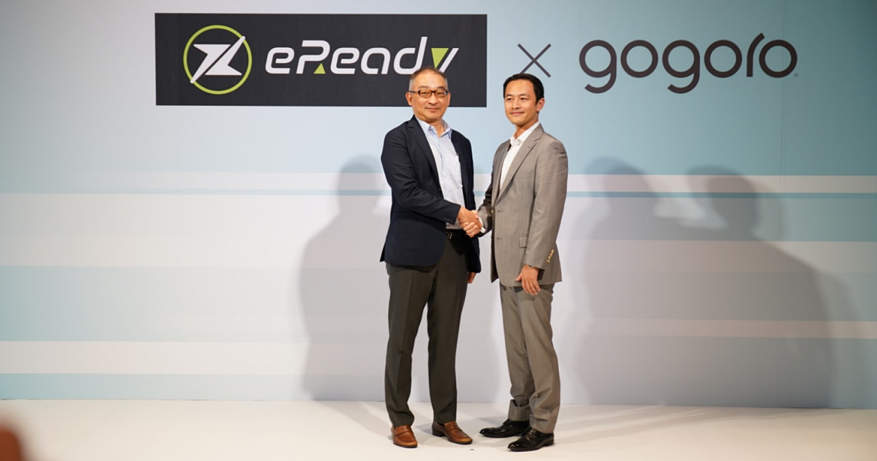 SUZUKI 台鈴宣布與 Gogoro 策略結盟,將推出搭載 Gogoro Network 電池新款電動車
