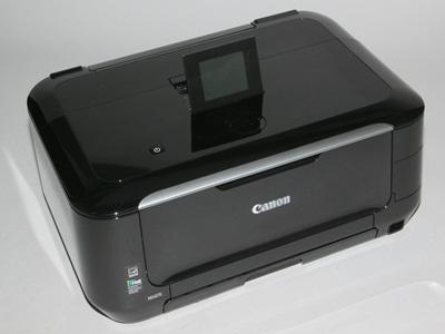 Canon MG6270 複合機實測,方便的雲端、無線印表機