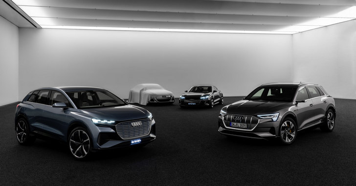 迎接2025純電時代,Audi從產線、生產到服務全面布局電動化