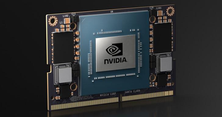 NVIDIA推出Jetson Xavier NX輕量AI電腦,效能較Jetson Nano提升4倍