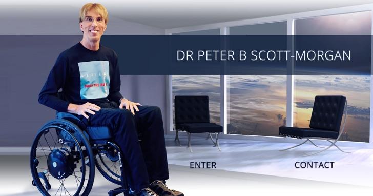切喉嚨、插胃管…英國患了漸凍症的機器人科學家要將自己改造成史上首位完全生化人:彼得2.0 | T客邦