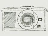單眼?DC?類單眼?Olympus E-P1 台灣正式公開