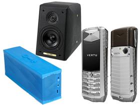 喇叭、手機、相機,5款高雅觸感的 3C 酷品