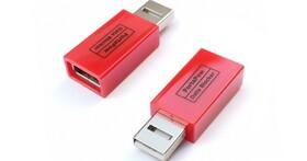 害怕手機於機場、公共場合 USB 充電時被入侵嗎?PortaPow USB 資料阻斷器與老線材派上用場