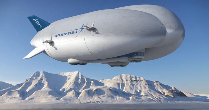 飛機污染地球,人類應該重新啟用飛船嗎?