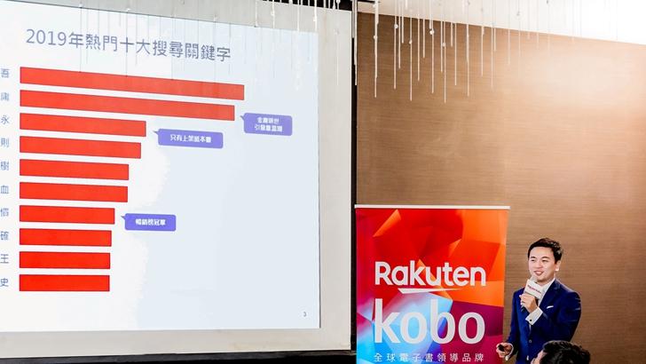 2019樂天Kobo閲讀習慣調查:使用電子書有助於增加閲讀量