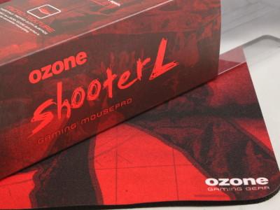 Ozone Shooter L 電競鼠墊開箱玩