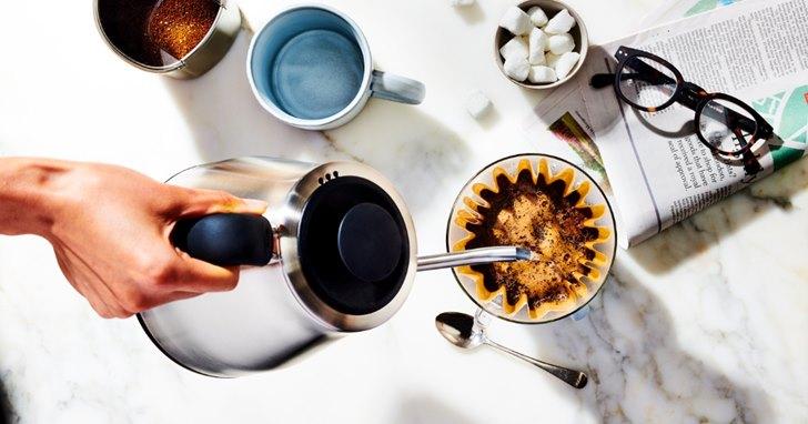 掌握手沖咖啡的三角關係,OXO帶您找尋專屬於您的咖啡
