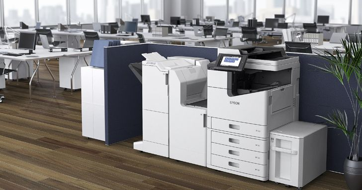 Epson極速微噴影印機WF-M20590,4大優勢號召綠色企業體驗