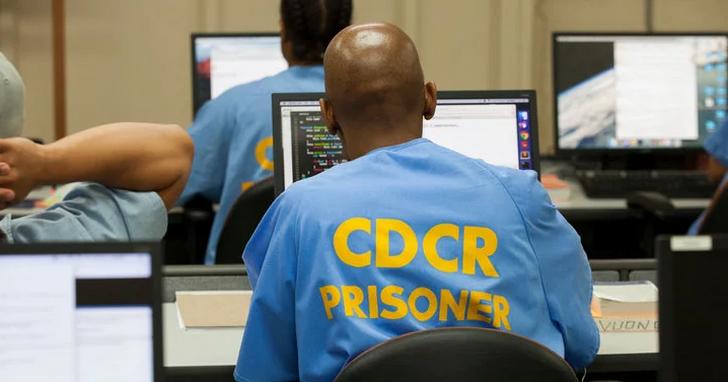 從重刑犯到矽谷程式設計師,程式改變了他們的人生