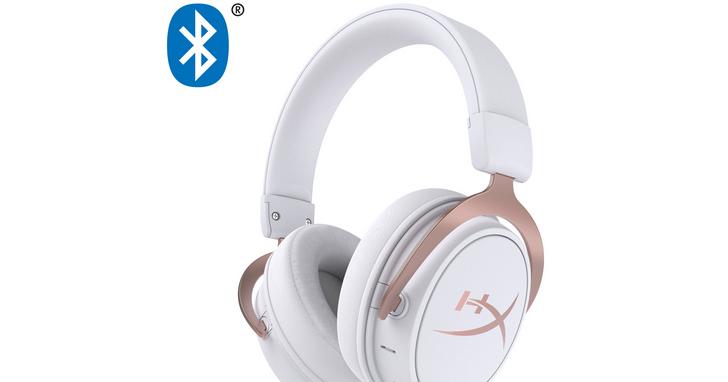 少女心噴發!HyperX推出聖誕限量版Cloud MIX玫瑰金藍芽無線耳機