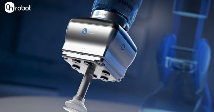 OnRobot推出輕巧型電動真空夾爪,進階滿足客製化需求