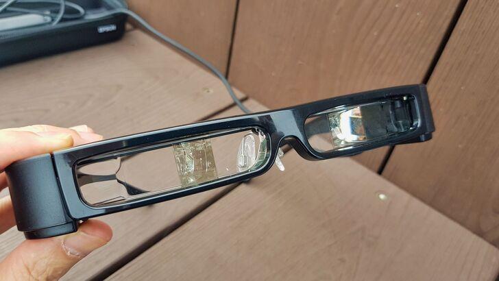 [心得] Epson MOVERIO BT-30C次視代智慧眼鏡:隨身攜帶的大畫面體驗