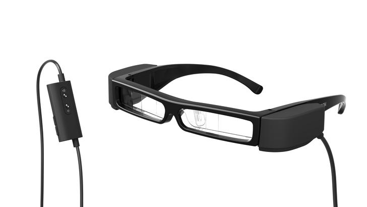 [心得] 不用羨慕蜘蛛人或鋼鐵人 Epson讓大家輕鬆擁有一副AR智慧眼鏡 – Moverio BT-30C開箱試用分享