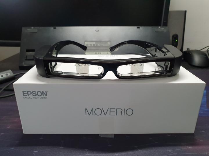 [心得] 全新穿戴式智慧眼鏡Epson MOVERIO BT-30C,隨時隨地享受大螢幕樂趣